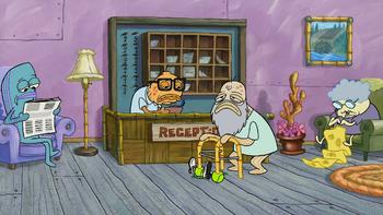 Plankton Retires