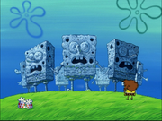 SpongeHenge Location