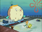 Mrs. puff you're fired