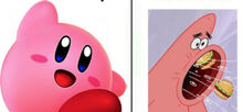 Patrick and Kirby comparism