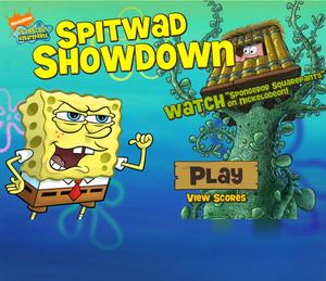 Spitwad Showdown