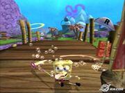 3D Spongebob & 1 Bubble Wand
