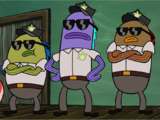 Glove World! officers