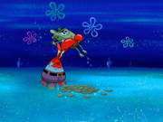 Moldy Sponge 015