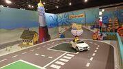SpongeBob-Mrs-Puff-kids-racetrack