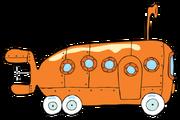 Bus stock art 1