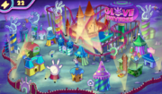 Glove Universe (online game) - Map screen