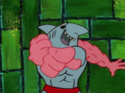 MuscleBob BuffPants 067
