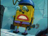 Robot SpongeBob