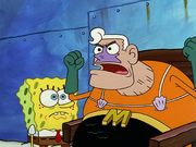 Mermaid Man and Barnacle Boy 124