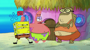 Moving Bubble Bass 190