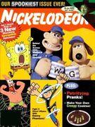 Nick magazine spooky 2005