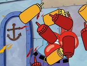 Sandy, SpongeBob, and the Worm 031
