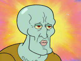 The Two Faces of Squidward 174