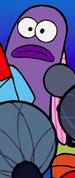 Frankie dark purple