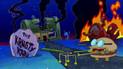 Krabby Patty Creature Feature 130