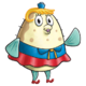 Mrs Puff stock art