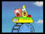Open Mouthed SpongeBob and Open Mouthed Patrick (Switched Bodies)