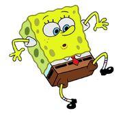 SpongeBob in Spot Returns