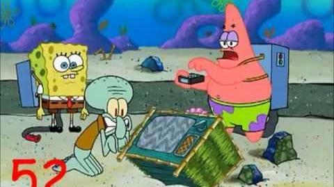 Spongebob Squarepants 100 Episodes, 100 Moments