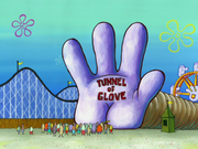 Tunnel of Glove 068