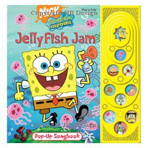 Jellyfish Jam (book) | Encyclopedia SpongeBobia | FANDOM powered by