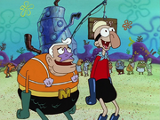 Mermaid Man and Barnacle Boy 172
