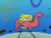 MuscleBob BuffPants 084