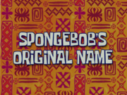 SpongeBob's Start title card 3
