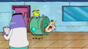 SpongeBob SquarePants Mrs Puff in Code Yellow-9