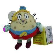 Nickelodeon mini Mrs Puff keychain