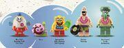 SpongeBob-Lego-Undersea-Party-minifigures