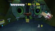 Spongebob SteelPants Interior