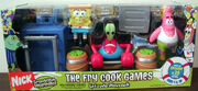 The Fry Cook Games Episode Playpack