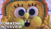Tom Kenny on SpongeBob The Legend of Boo-kini Bottom