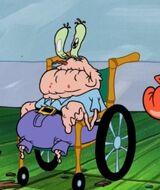 Great Grandpa Krabs