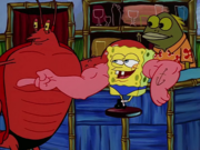 MuscleBob BuffPants 099