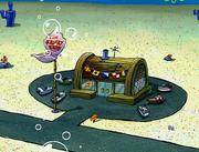 Sandy, SpongeBob, and the Worm 017