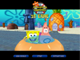 The SpongeBob SquarePants Movie (3D Game)