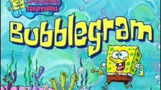 SpongeBob SquarePants - BubbleGram