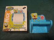 Nickelodeon-2004-Spongebob-Squarepants-Wood-Bathroom-Tissue-Papers