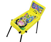 SpongeBob SquarePants Free Standing Electronic Pinball Machine