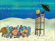 SpongeGuard on Duty 125