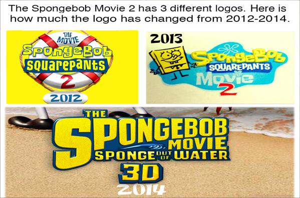 image - the spongebob movie 2- 3 different logos