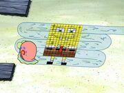 8-bit SpongeBob