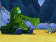 Atlantis SquarePantis 697