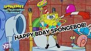 SpongeBob's Big Birthday Blowout YTV Promo 2