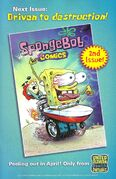 SpongeBob Comics No. 2 Teaser