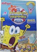 The SpongeBob Squarepants Movie Cereal