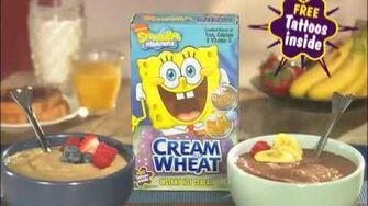 "SpongeBob Cream of Wheat ""I'm Waiting"" Commercial-0"